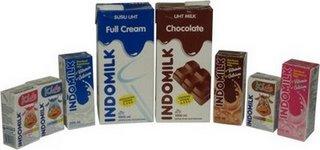 salahsatu jenis susu UHT