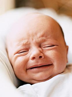 kenali tangisan bayi anda